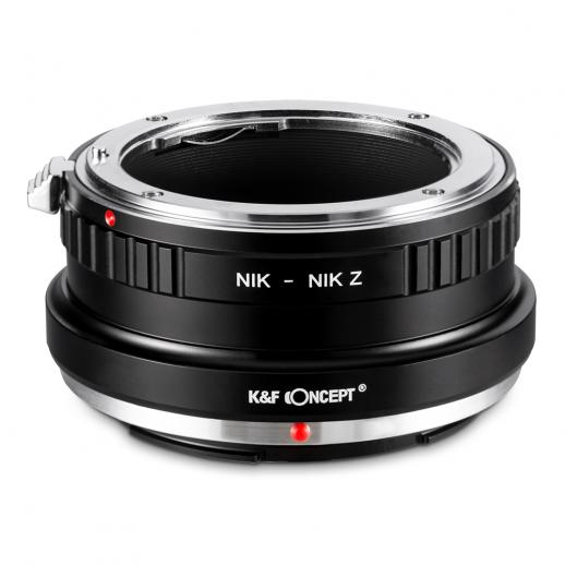 Nikon F Объективы для Nikon Z Крепление камеры Адаптер