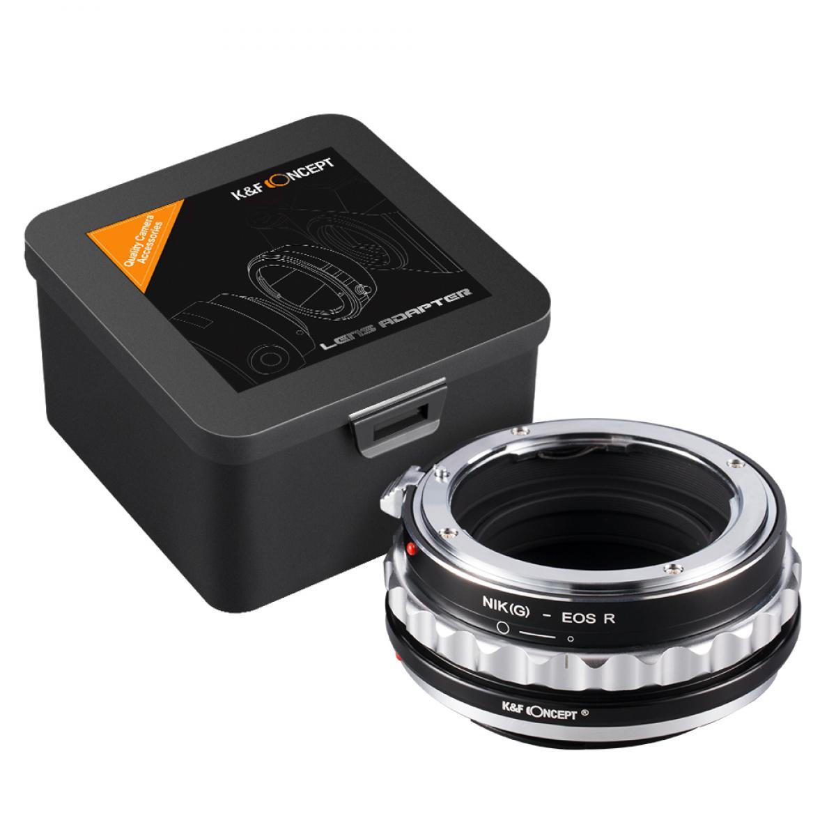 Nikon G Lentes para Canon EOS R Câmera Adaptador
