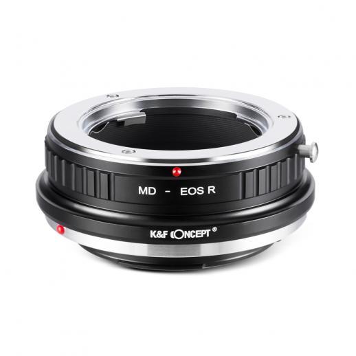 Minolta MD Lenses to Canon EOS R Mount Camera Adapter