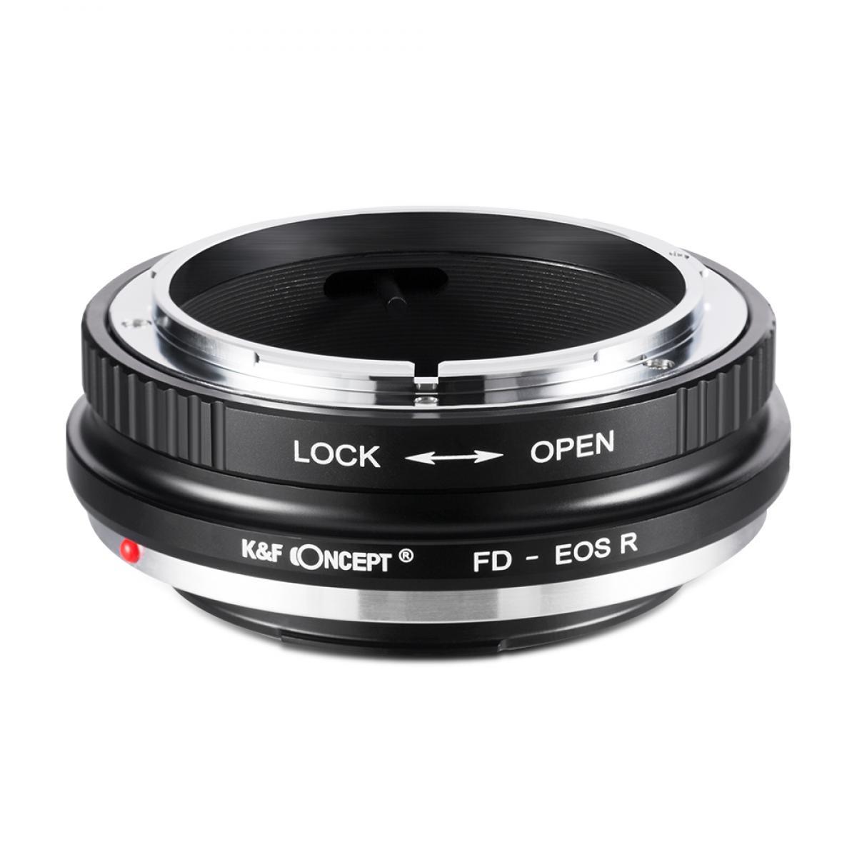 LR-rf objetivamente adaptador Leica R objetivamente a Canon EOS R cámara eosr RF adaptador