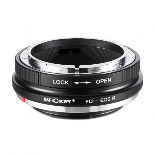 Canon FD Lenzen voor Canon EOS R Camera Adapter