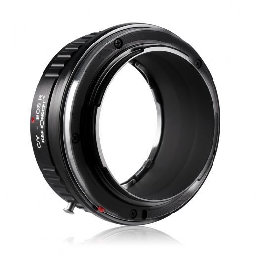 Contax Yashica Lenzen voor Canon EOS R Camera Adapter