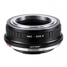 Adapter für M42 Objektiv auf Canon EOS R Mount Kamera