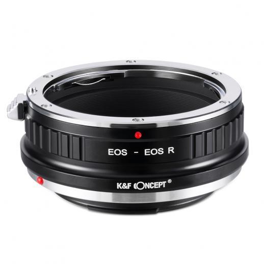 Canon EF Lentes para Canon EOS R Câmera Adaptador