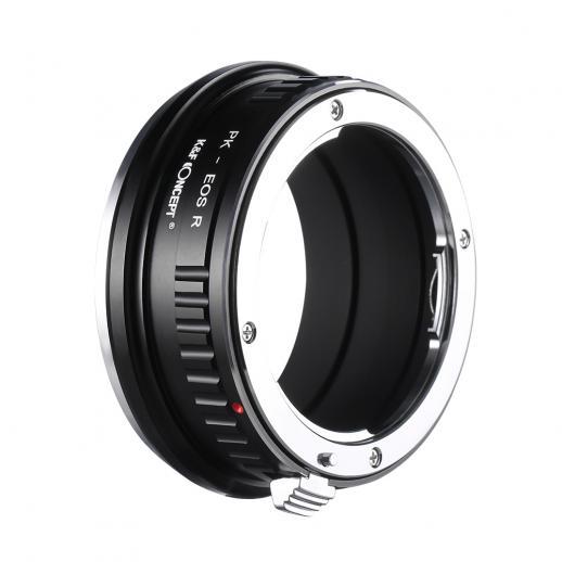 Pentax K Lenzen voor Canon EOS R Camera Adapter