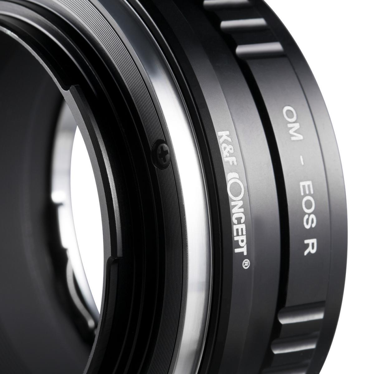 Olympus OM Lenzen voor Canon EOS R Camera Adapter