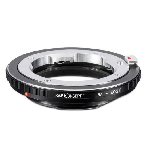 Leica M Lenzen voor Canon EOS R Camera Adapter