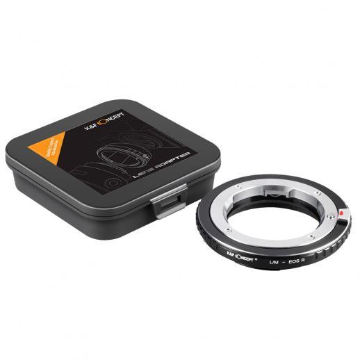 Leica M Lentes para Canon EOS R Câmera Adaptador