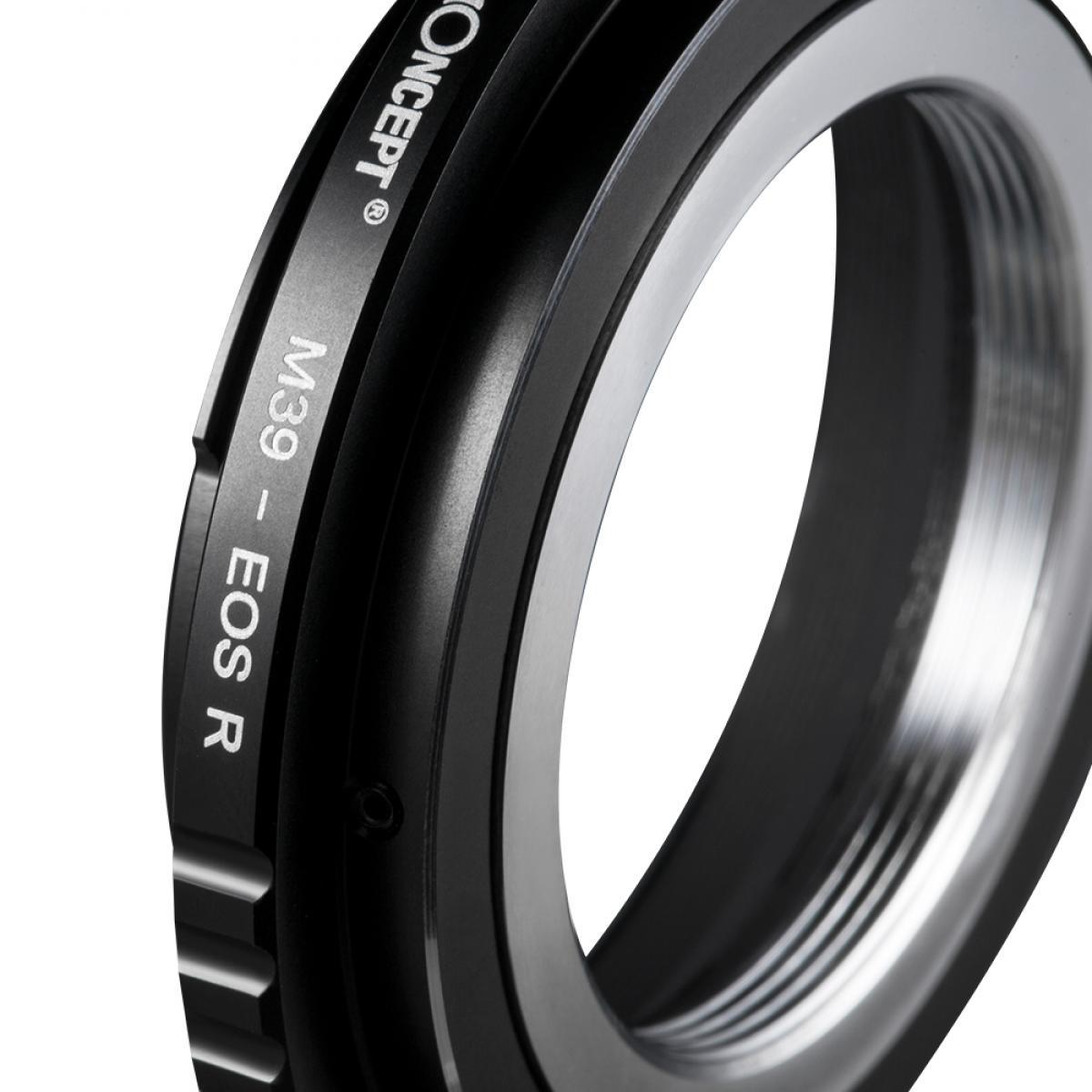 M39 Lentes para Canon EOS R Câmera Adaptador