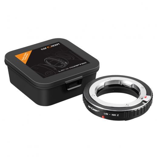 Leica M Lenzen voor Nikon Z Camera Adapter