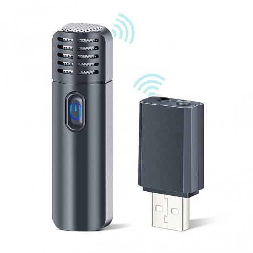 Беспроводной петличный микрофон A10, петличный микрофон, система Plug & amp; Play для Vlogger - Type-C