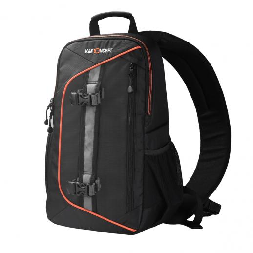 DSLR Camera Sling Backpack Waterproof 9.06 * 5.51 * 14.57 inches