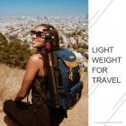 Modny plecak fotograficzny do fotografii plenerowej Pasuje do lustrzanek Canon, Nikon itp