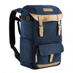 V11 Multi-Functional Kamerarucksack mit Regenschutzhülle Blau für Reisen im Freien Fotografie -  21L