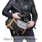 Kamerarucksack Fotorucksack Wasserdicht Kameratasche DSLR Rucksack Mit Laptopfach Für Spiegelreflexkamera 44 * 27.5 * 11cm
