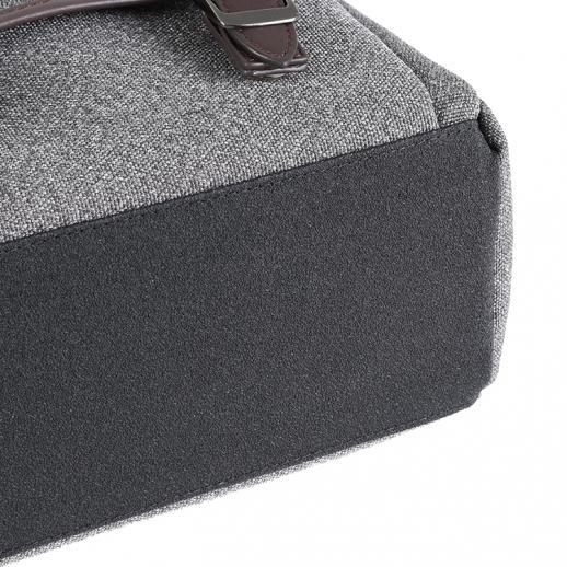 Borsa Spalla per Fotocamera DSLR Grigio 9.8 * 5.1 * 8.7 inch