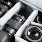 Borsa zaino Sling per fotocamera DSLR 15.4 * 10.2 * 6.7 inch
