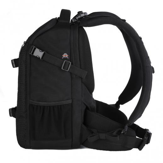 Duży Plecak na Aparat Fotograficzny DSLR Canon Nikon 16.9 * 11.8 * 7.9 cale