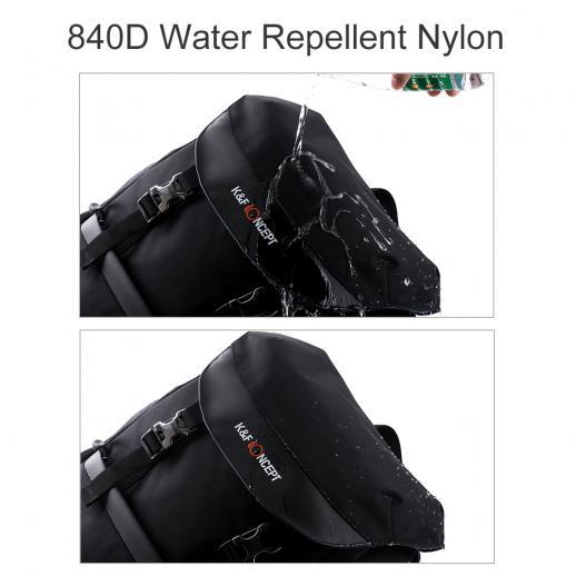 Mochila de Câmera DSLR para Canon Nikon 46 * 28 * 16cm