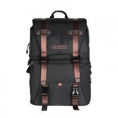 K&F Concept DSLR Camera Backpack, taille L, noir