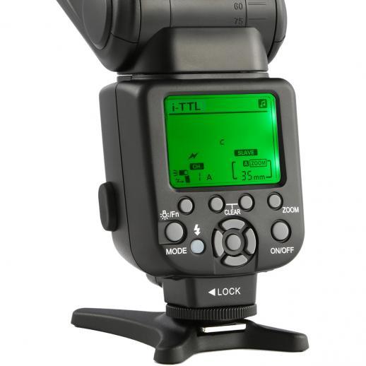 KF590N I-TTL Blitz Flash für Nikon GN56
