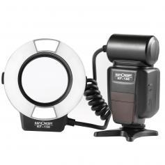 KF150 TTL Ringblitz Ring Flash für Nikon