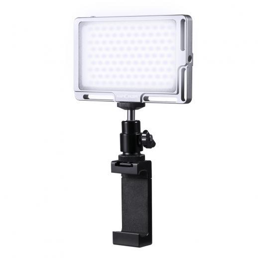 Lampa wideo LED do kamery 96 LED PanColor 3000K-6500K Jasność Możliwość przyciemniania dla wypełnienia Vlog Oświetlenie dla Livestream YouTubeel CRI 96 Megnetic Bi-