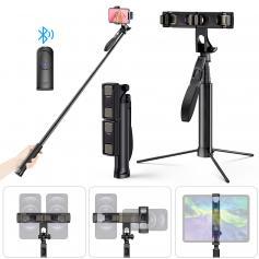 K&F Concept A200 1,1M Selfie Live Broadcast Mobile Stand z pilotem