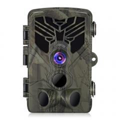 K&F HC810A Caméra de chasse Trace Capture Appareil photo 1080P 20MP HD PIR Motion Vision Nocturne Photographie