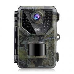 K&F HB-E2 Appareil photo de chasse Caméra de surveillance Campagne Observation de vision nocturne mouvement 1080P 16MP HD PIR