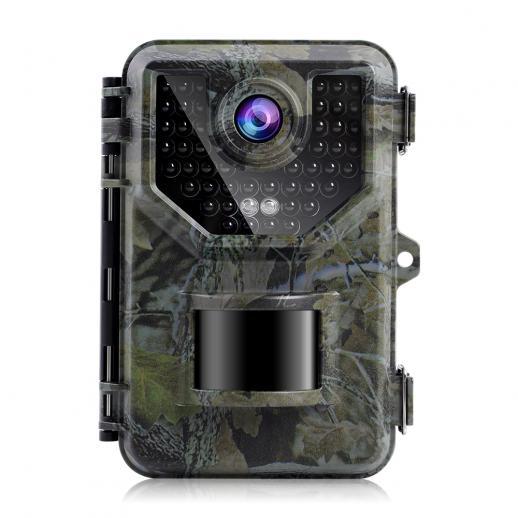 Kamera myśliwska K&F HB-E2 Kamera obserwacyjna Wild View Kamera 1080 P 16MP HD PIR Motion Night Vision