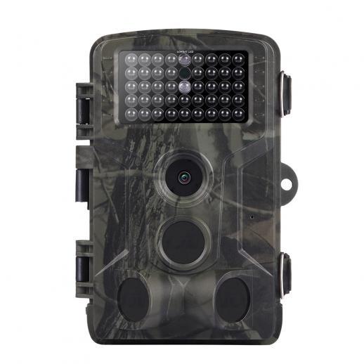 Trail Camera Army Green 20MP/0.3s Start 3 PIR HD utomhus vattentät jakt infraröd nattseende kamera