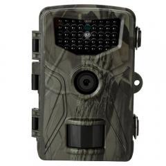 H-804A Army Green 20MP / 0.3 secondes de démarrage, caméra de vision nocturne infrarouge de chasse étanche extérieure haute définition