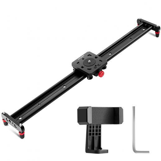Alça deslizante para tripé de câmera de 60cm