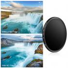 67mm ND2 to ND400 Variable Neutral Density ND Filter