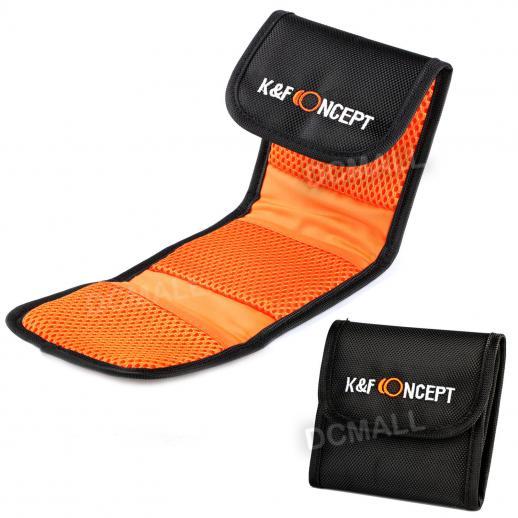 3 Custodia per sacchetto filtro tasca tascabile