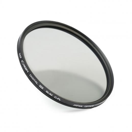 67 mm HD circulaire polariserende CPL-filter