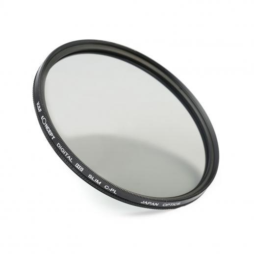 77 мм HD Круговой поляризационный CPL-фильтр
