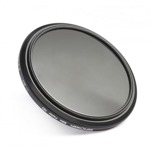 82mm ND2-ND400 Variabler ND Graufilter